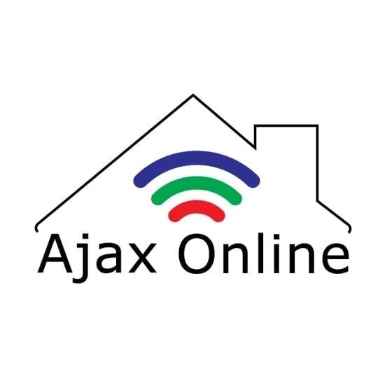 Ajax online logo