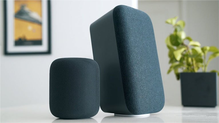 Smart Speakers - virtual assistant