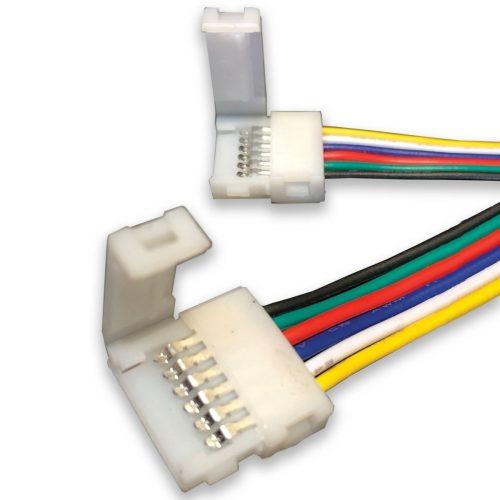 LED 6 pin connectors