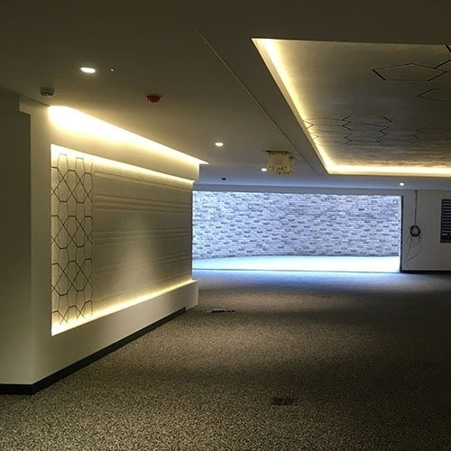 LED Strip Warm Cool