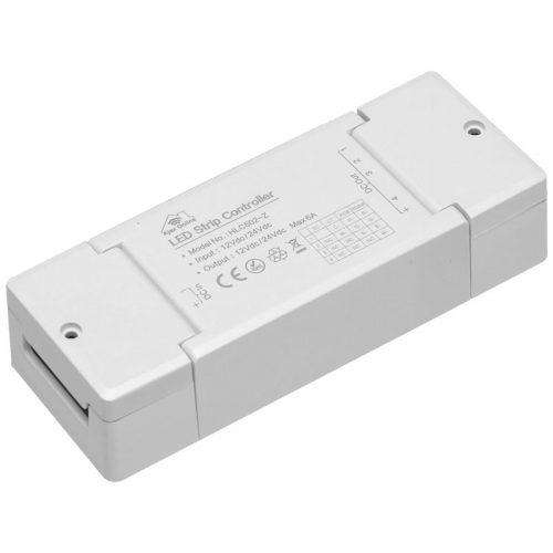 White rectangular 4 in 1 LED Strip controller