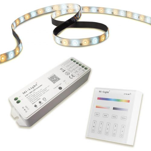 LED Strip light with controller and remote