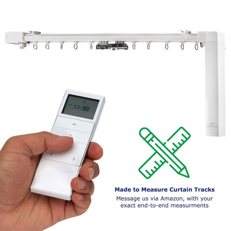 Made to measure Curtain tracks