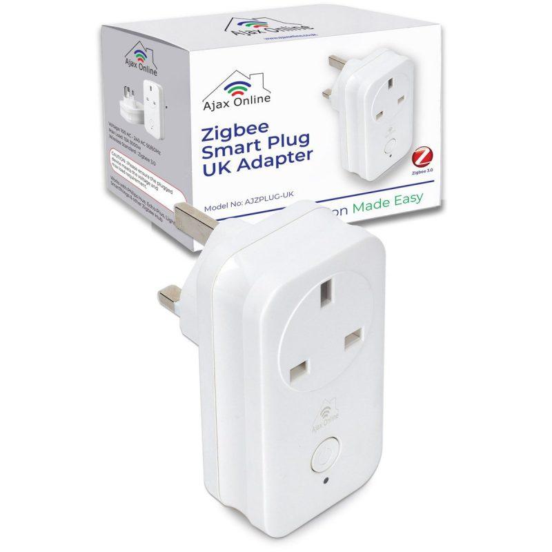 Zigbee smart plug and box