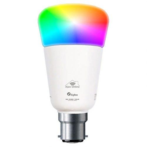 Zigbee B22 Smart LED bulb