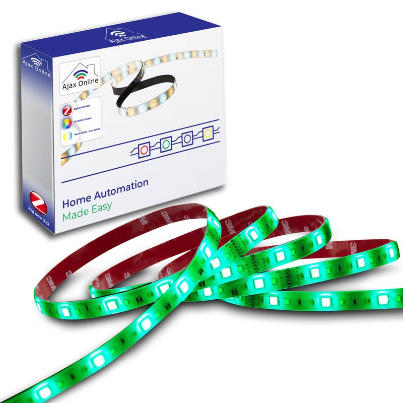 LED strip and box