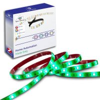 Super Bright Zigbee RGBW+CW Dimmable & Tunable LED Strip Kit - 5.2m
