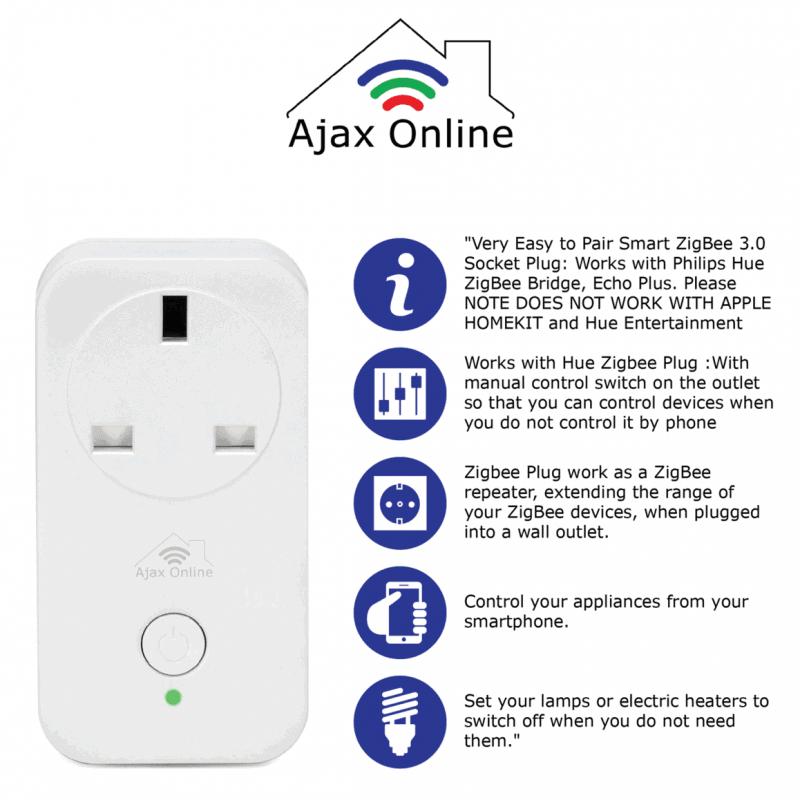 Smart Plug Features