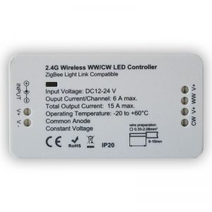 Zigbee Dual White LED Strip Controller