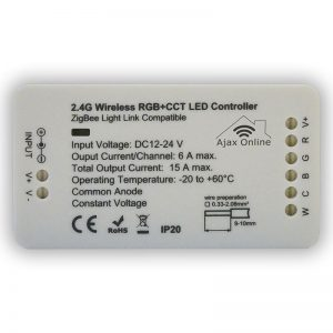 Zigbee 5 in 1 LED Strip Controller