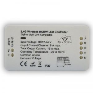 Zigbee 2 in 1 LED Strip Controller for RGBW & RGB LED Strips