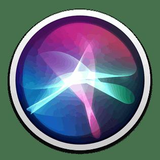 Apple Siri Icon 2017