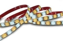 LED strip lights are flexible