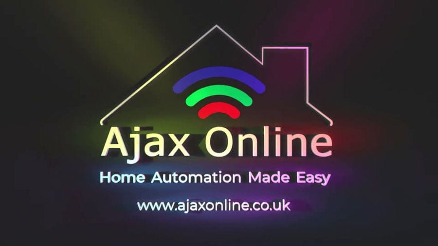 ajax online promotional video thumbnail