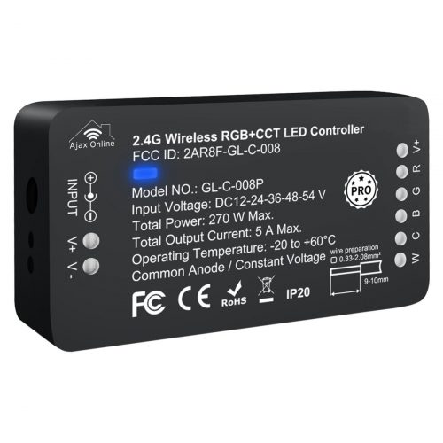 Pro Series - 5 in 1 LED Strip Controller