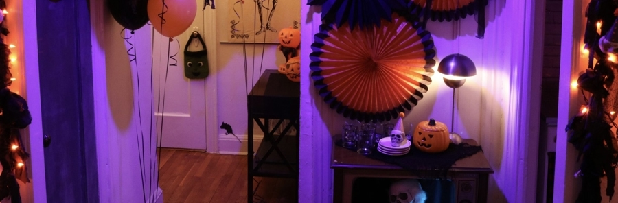 spooky internal smart lighting