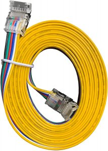 Pro-Series 6 Pin LED Extension Wire