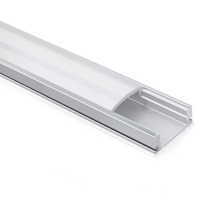 U-Shape LED Aluminum Profile