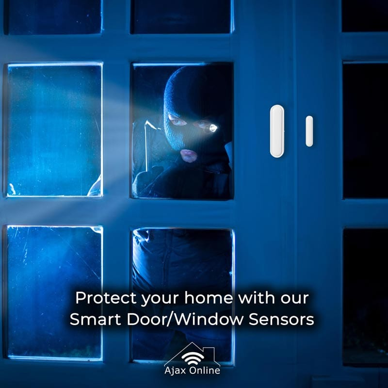 Sensor Burglar web