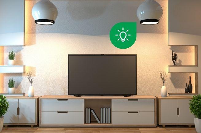 Hub Controlling Lighting