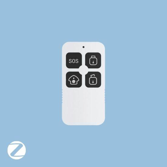 Smart Alarm System Remote