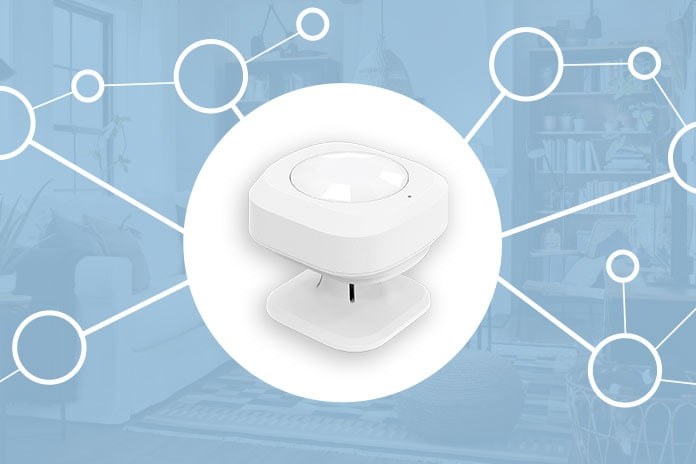 connect and sync sensor smart home