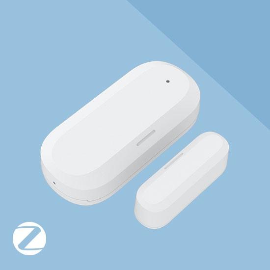 smart home zigbee door sensor
