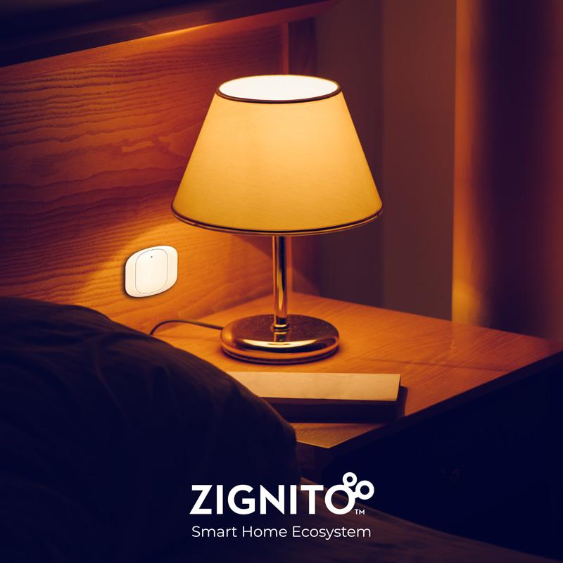 ZignitoQUICKBUTTON Bedside