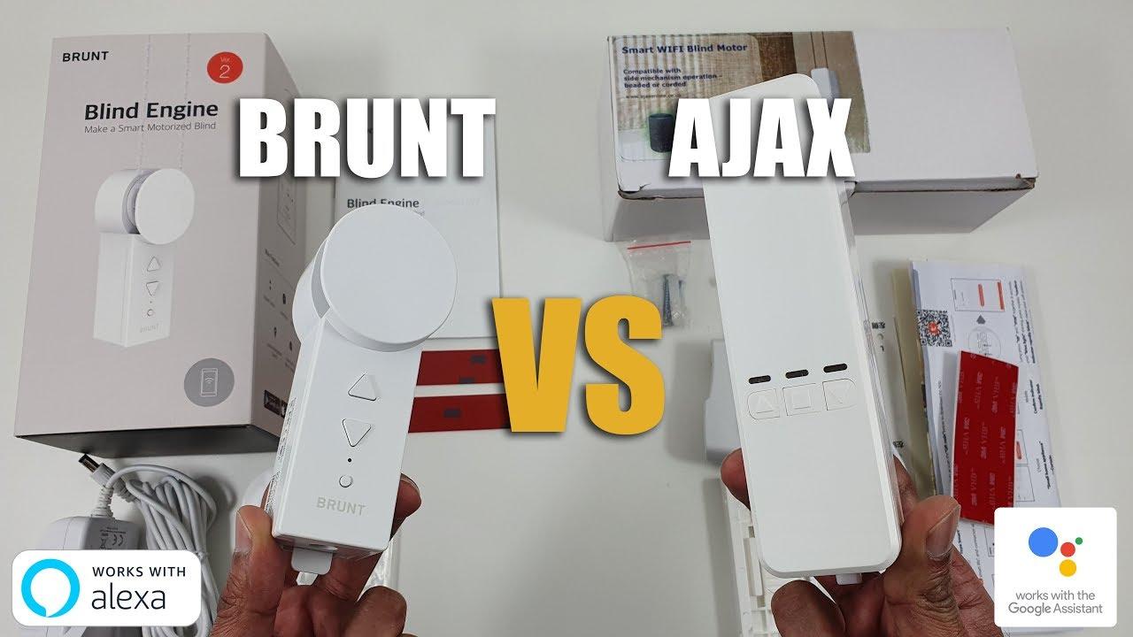 blind motor - ajax vs brunt