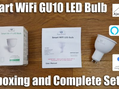 gu10 wifi bulb review