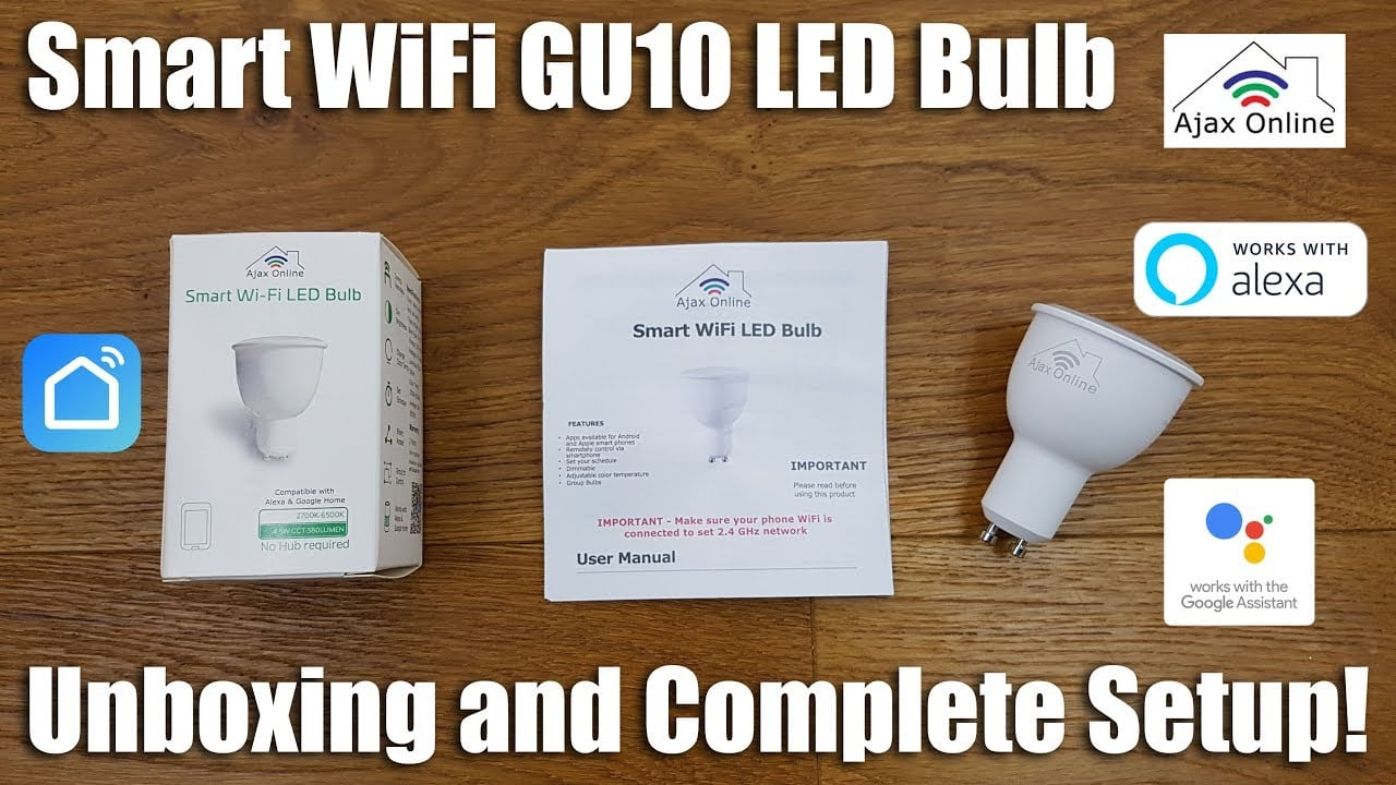 gu10 wifi bulb review