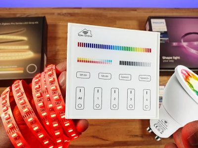 zigbee pro led strip kit review