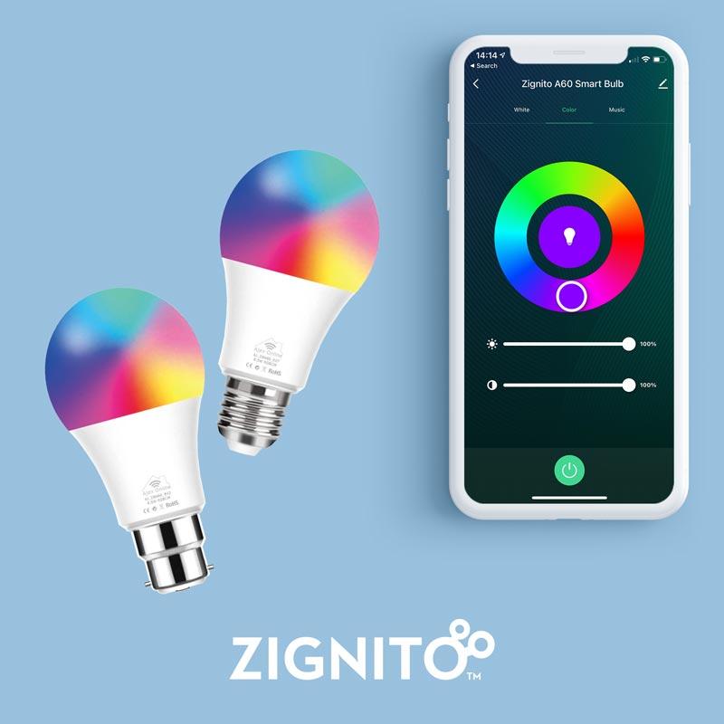 ZignitoA mobile web