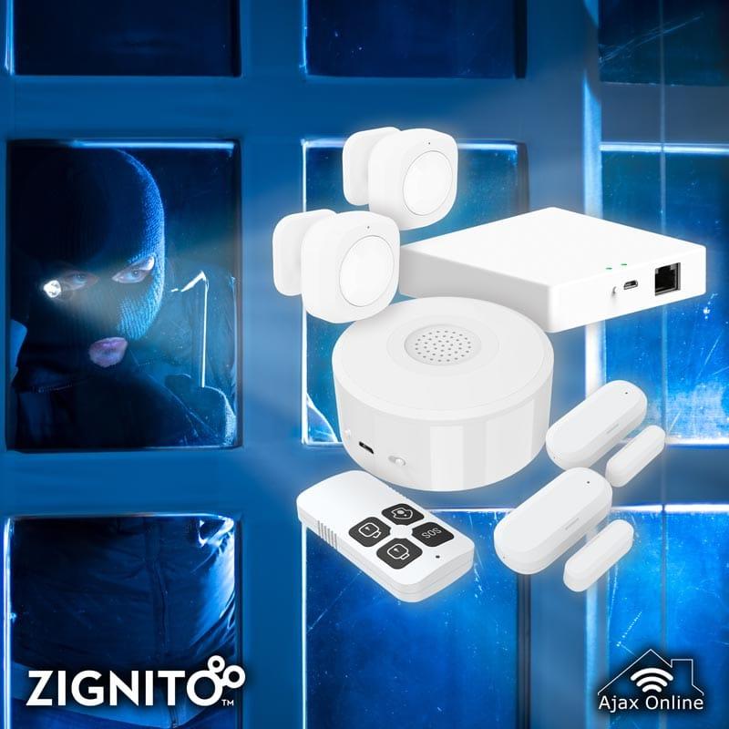 ZignitoSecurityKitAdvanced Lifestyle web