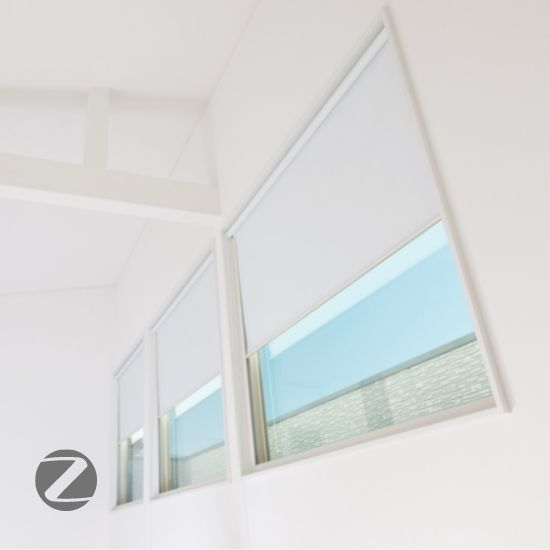 Automated Roller Blind