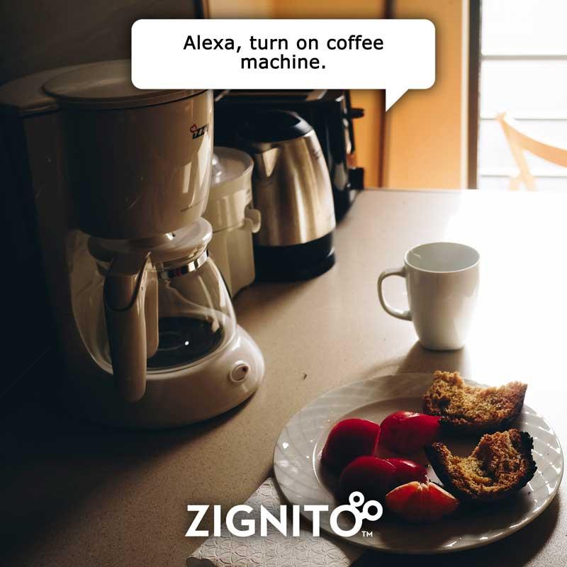 ZignitoPlug CoffeeMachine