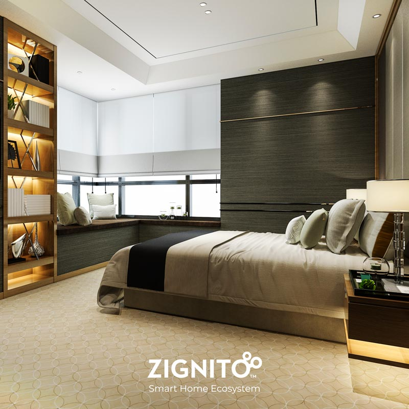 ZignitoRollerBlind Lifestyle