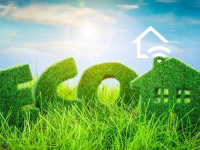 smart home technology creates an Eco Friendly Home